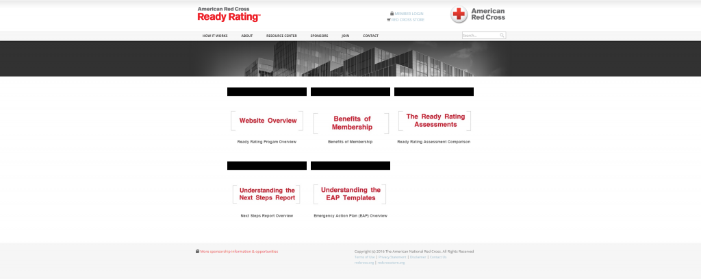 Freelance for the American Red Cross